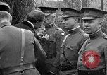 Image of military nurses and soldiers France, 1918, second 13 stock footage video 65675050989