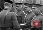 Image of military nurses and soldiers France, 1918, second 16 stock footage video 65675050989