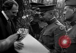 Image of military nurses and soldiers France, 1918, second 23 stock footage video 65675050989