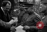 Image of military nurses and soldiers France, 1918, second 24 stock footage video 65675050989