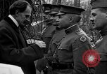 Image of military nurses and soldiers France, 1918, second 25 stock footage video 65675050989