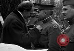 Image of military nurses and soldiers France, 1918, second 42 stock footage video 65675050989