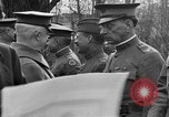 Image of military nurses and soldiers France, 1918, second 56 stock footage video 65675050989