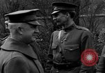 Image of military nurses and soldiers France, 1918, second 58 stock footage video 65675050989