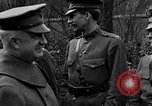 Image of military nurses and soldiers France, 1918, second 59 stock footage video 65675050989