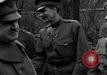 Image of military nurses and soldiers France, 1918, second 60 stock footage video 65675050989