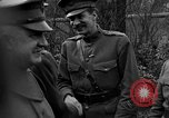 Image of military nurses and soldiers France, 1918, second 61 stock footage video 65675050989