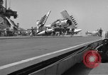 Image of USS Ranger South China Sea, 1965, second 29 stock footage video 65675051017