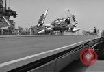 Image of USS Ranger South China Sea, 1965, second 30 stock footage video 65675051017