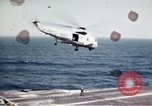 Image of USS Ranger South China Sea, 1970, second 2 stock footage video 65675051022