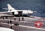 Image of USS Ranger South China Sea, 1970, second 12 stock footage video 65675051022