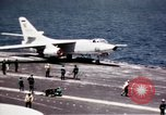 Image of USS Ranger South China Sea, 1970, second 13 stock footage video 65675051022