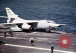 Image of USS Ranger South China Sea, 1970, second 15 stock footage video 65675051022