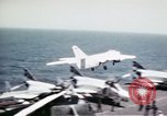 Image of USS Ranger South China Sea, 1970, second 18 stock footage video 65675051022