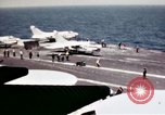 Image of USS Ranger South China Sea, 1970, second 20 stock footage video 65675051022