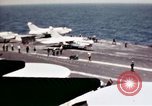 Image of USS Ranger South China Sea, 1970, second 21 stock footage video 65675051022