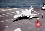 Image of USS Ranger South China Sea, 1970, second 28 stock footage video 65675051022