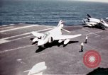 Image of USS Ranger South China Sea, 1970, second 29 stock footage video 65675051022