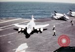 Image of USS Ranger South China Sea, 1970, second 30 stock footage video 65675051022