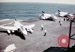 Image of USS Ranger South China Sea, 1970, second 31 stock footage video 65675051022
