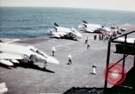 Image of USS Ranger South China Sea, 1970, second 33 stock footage video 65675051022
