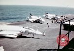 Image of USS Ranger South China Sea, 1970, second 35 stock footage video 65675051022
