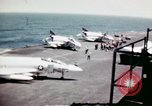 Image of USS Ranger South China Sea, 1970, second 36 stock footage video 65675051022
