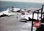Image of USS Ranger South China Sea, 1970, second 42 stock footage video 65675051022