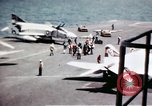 Image of USS Ranger South China Sea, 1970, second 44 stock footage video 65675051022