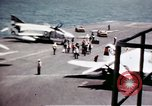Image of USS Ranger South China Sea, 1970, second 45 stock footage video 65675051022