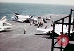Image of USS Ranger South China Sea, 1970, second 46 stock footage video 65675051022