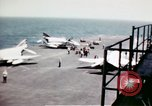 Image of USS Ranger South China Sea, 1970, second 47 stock footage video 65675051022