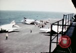Image of USS Ranger South China Sea, 1970, second 48 stock footage video 65675051022