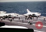 Image of USS Ranger South China Sea, 1970, second 54 stock footage video 65675051022