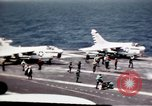 Image of USS Ranger South China Sea, 1970, second 55 stock footage video 65675051022