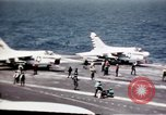 Image of USS Ranger South China Sea, 1970, second 56 stock footage video 65675051022