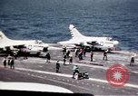 Image of USS Ranger South China Sea, 1970, second 57 stock footage video 65675051022