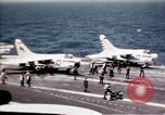Image of USS Ranger South China Sea, 1970, second 58 stock footage video 65675051022