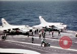 Image of USS Ranger South China Sea, 1970, second 59 stock footage video 65675051022