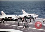 Image of USS Ranger South China Sea, 1970, second 60 stock footage video 65675051022