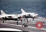 Image of USS Ranger South China Sea, 1970, second 61 stock footage video 65675051022