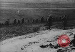 Image of Allied soldiers Western Front European Theater, 1918, second 50 stock footage video 65675051028