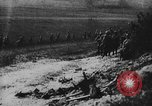 Image of Allied soldiers Western Front European Theater, 1918, second 56 stock footage video 65675051028