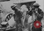 Image of American artillery in action World War 1 European Theater, 1918, second 4 stock footage video 65675051029