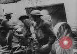 Image of American artillery in action World War 1 European Theater, 1918, second 5 stock footage video 65675051029