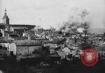 Image of American artillery in action World War 1 European Theater, 1918, second 6 stock footage video 65675051029
