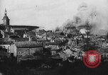 Image of American artillery in action World War 1 European Theater, 1918, second 8 stock footage video 65675051029