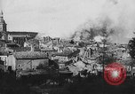 Image of American artillery in action World War 1 European Theater, 1918, second 11 stock footage video 65675051029