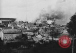 Image of American artillery in action World War 1 European Theater, 1918, second 13 stock footage video 65675051029