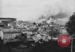Image of American artillery in action World War 1 European Theater, 1918, second 16 stock footage video 65675051029